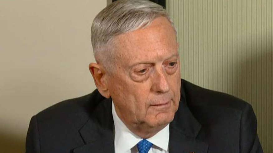 Secretary of defense speaks out on collision near Singapore