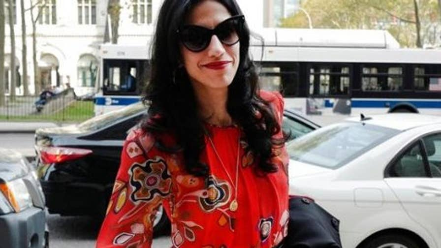 Huma Abedin received thousands in salary from Clinton's campaign committee