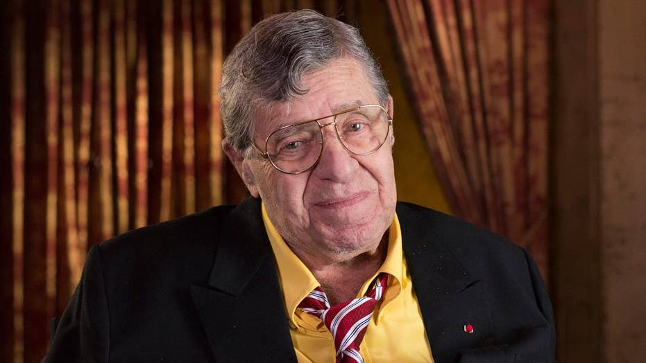 Hollywood remembers comedy legend Jerry Lewis