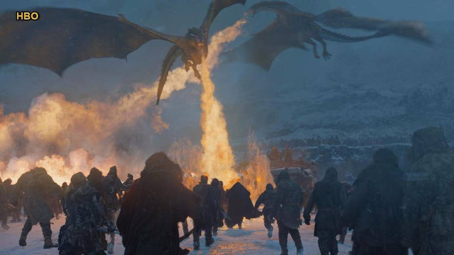 'Game of Thrones' recap: Big deaths and mythical battles