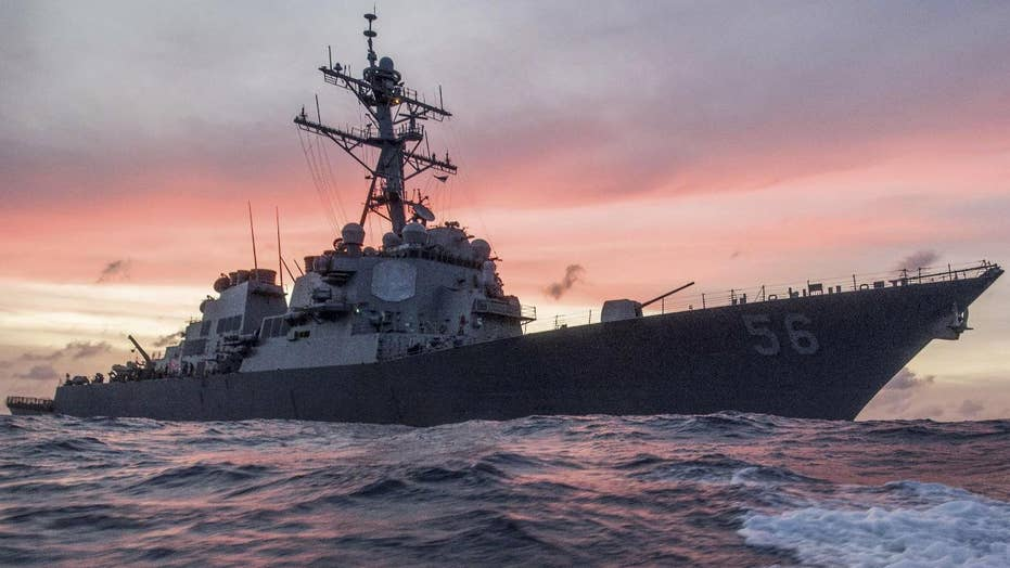 US military crashes, collisions in the Pacific | Fox News