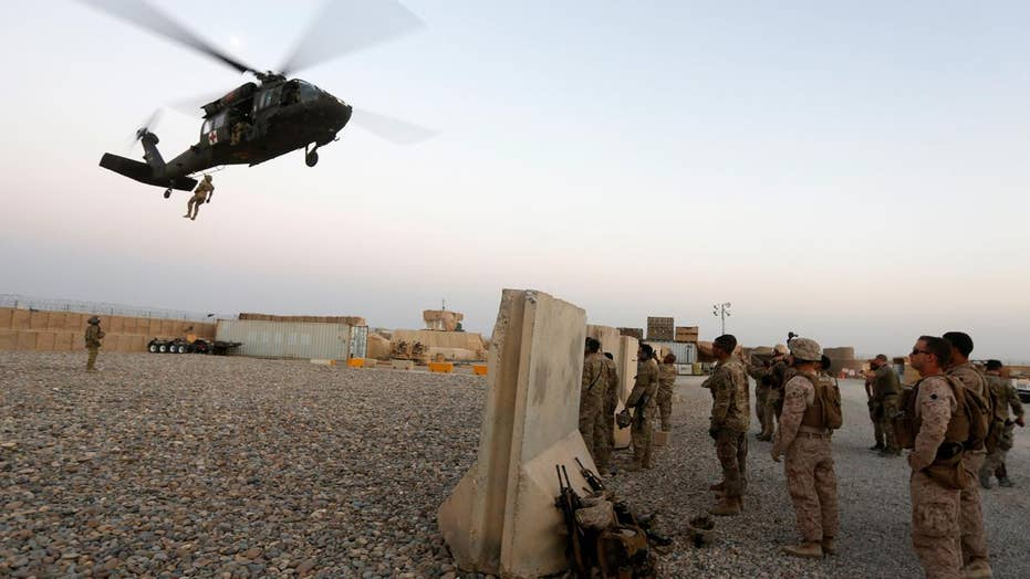 Trump to increase the US military presence in Afghanistan