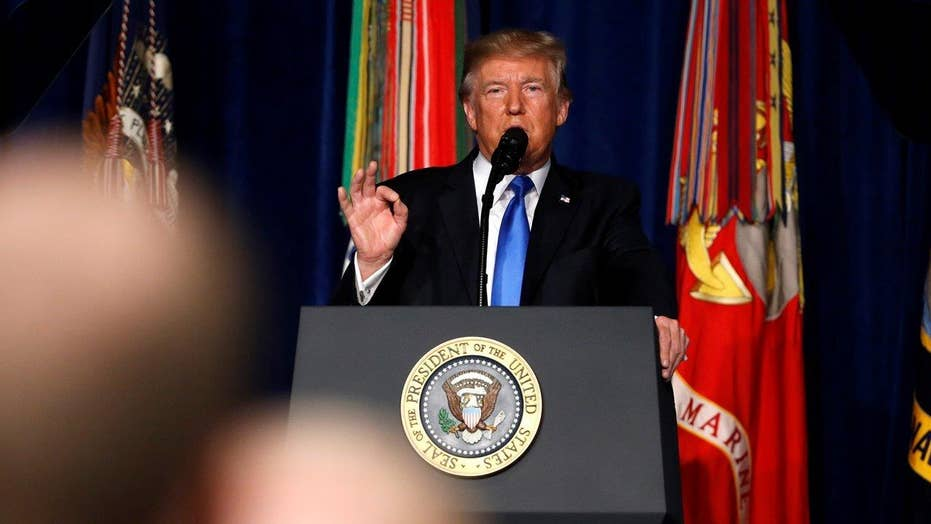 President Trump realizes US troops cannot leave Afghanistan