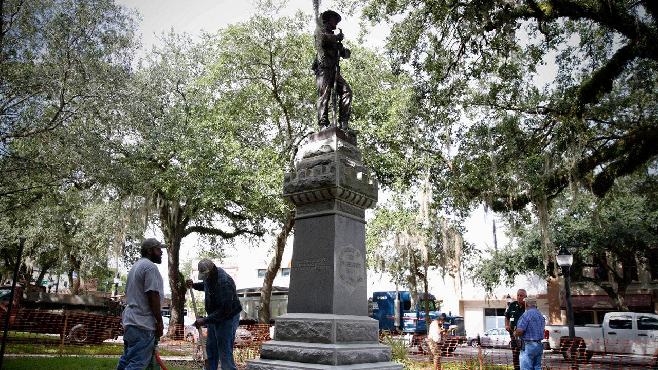 Confederate statues aren't the only monuments people want torn down