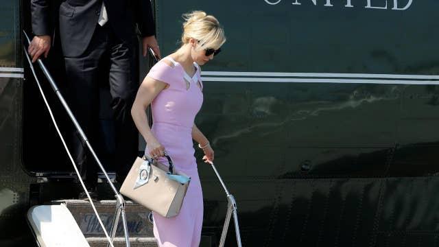 Louise Linton, Treasury secretary's wife ignites controversy