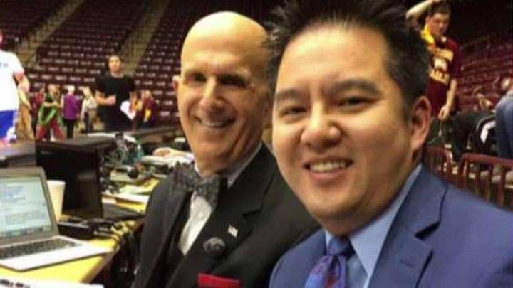 Kurtz slams ESPN decision to pull Robert Lee