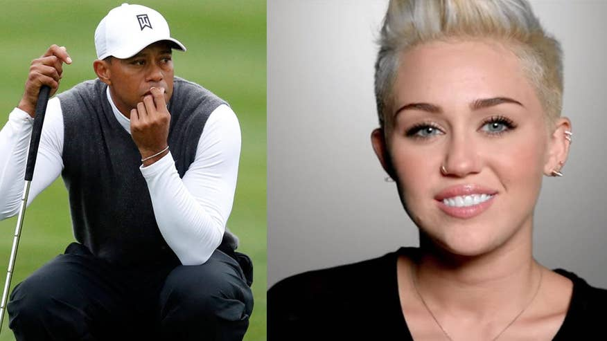 Tiger Woods and Katharine McPhee are among a growing list of celebrities who have fallen victim to the latest nude photo hack. They're already threatening legal action, and more are expected to follow suit