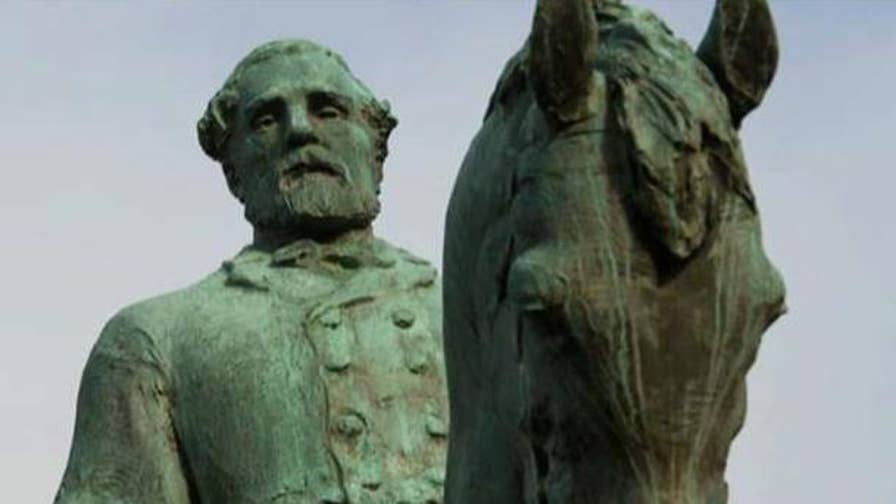 Confederate monument removal spreading across the U.S.; panel debates the issue on 'The Story'