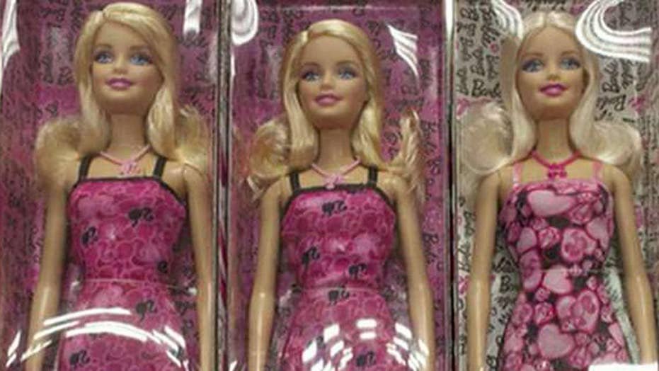 Airport security stumbles on 'Barbie doll' bomb
