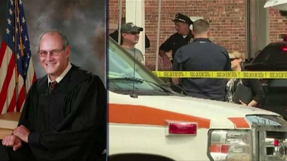 Ohio judge survives ambush shooting outside courthouse