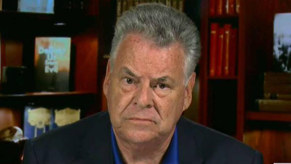 Rep. King: Leaving Afghanistan a lot worse than staying in