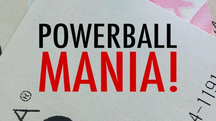 Powerball's winning odds: You could get hit by lightning first
