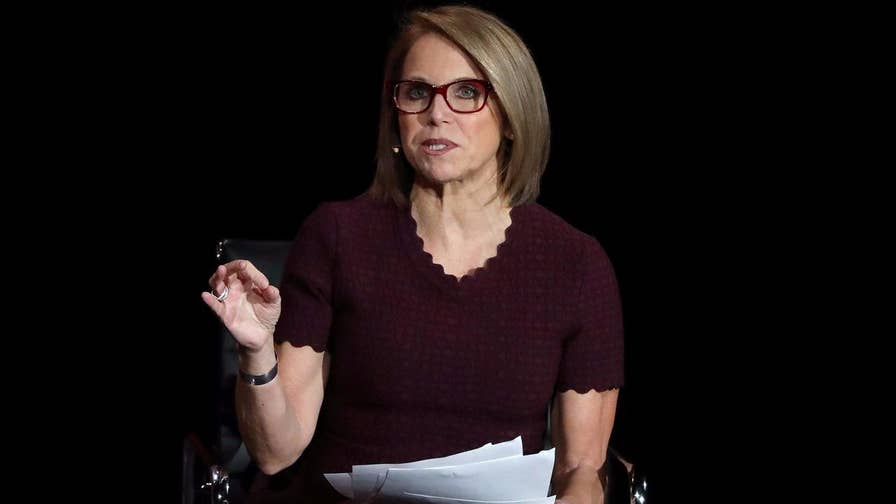 Fox411: Katie Couric opened up in a new interview about her first husband's colon cancer diagnosis which ultimately resulted in his death in 1998, recalling the 'excruciating' pain she felt for him