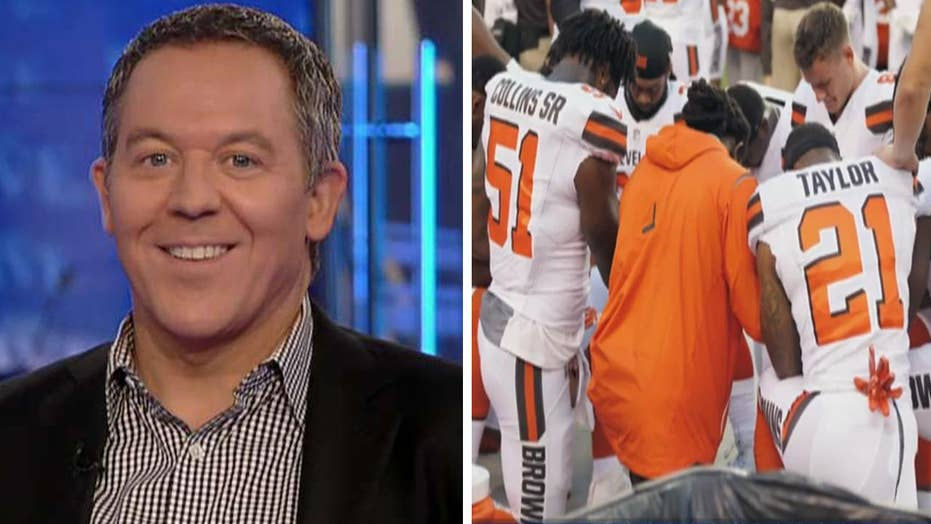 Gutfeld: Identity politics epidemic