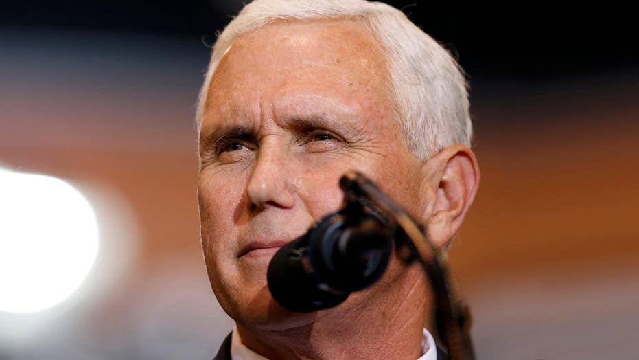 Pence travels to Florida to discuss crisis in Venezuela