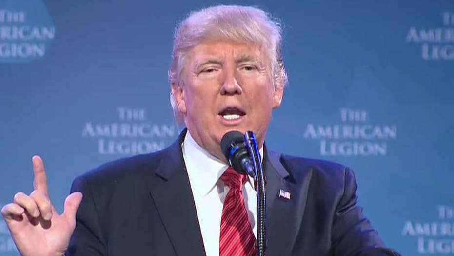 President Trump: We are defined by our shared humanity