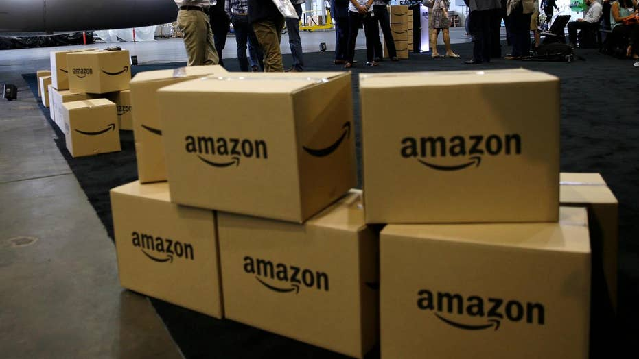 Teaming up to take on Amazon