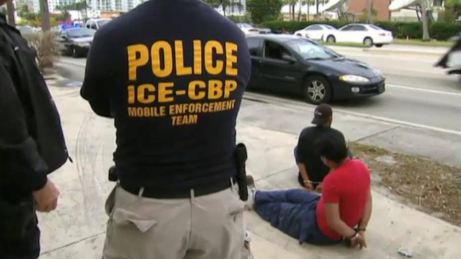 Sanctuary city crackdown about to take effect in Texas