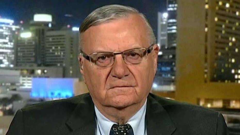 Arpaio: If they can go after me, they can go after anyone