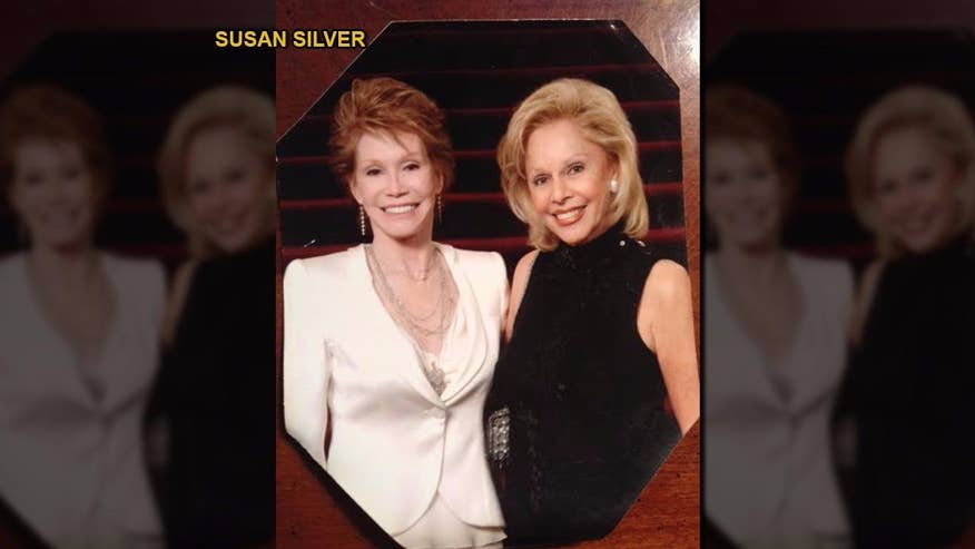Fox411: Susan Silver talks bringing the leading lady to life, friendship with Jim Morrison, working with Elvis and an unwanted encounter with Bill Cosby in her new memoir 'Hot Pants in Hollywood'