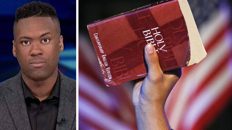 Lawrence Jones: Real assault on Christians today