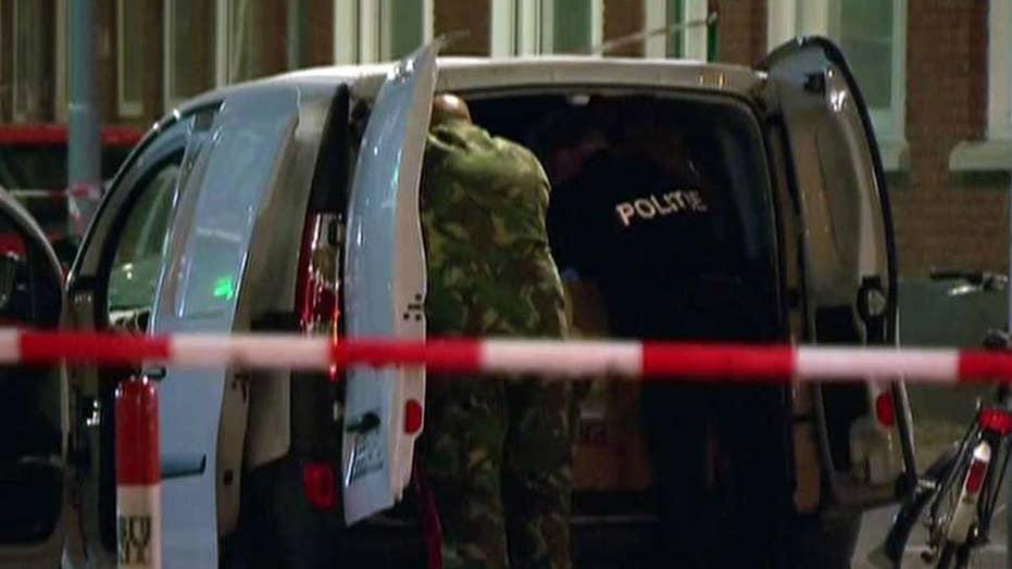 Dutch police detain suspect in concert terror threat