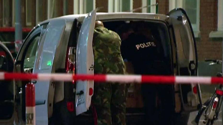 Dutch police detain suspect in concert terror threat