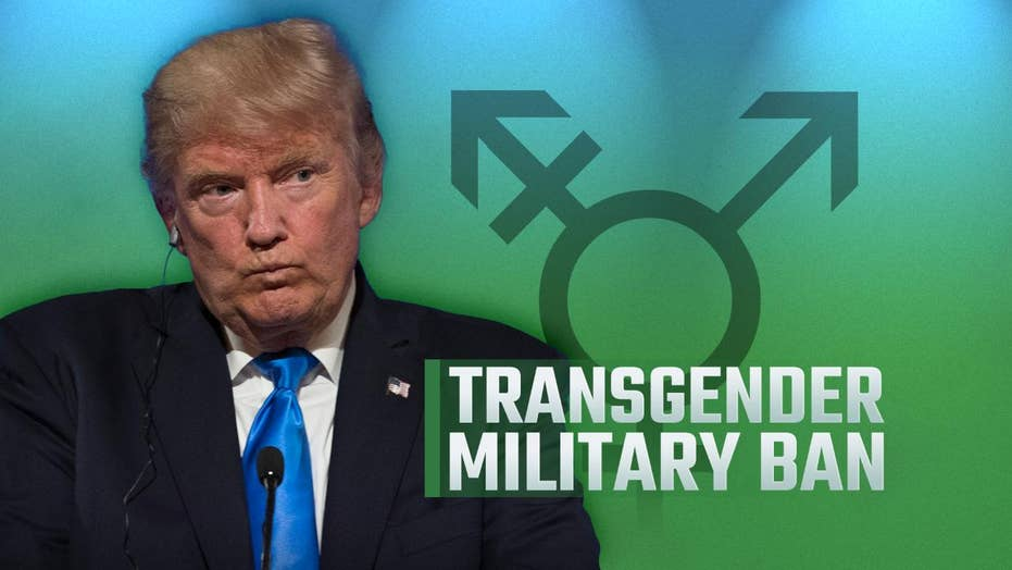 White House issues guidance on transgender ban in military