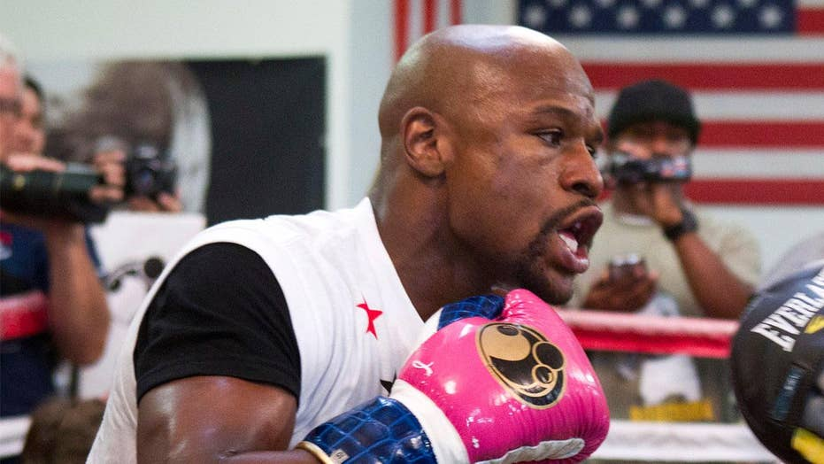 Floyd Mayweather Jr.: Road to riches, wins, and McGregor