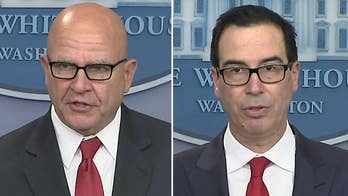 H.R. McMaster, Steve Mnuchin detail executive order signed by President Trump