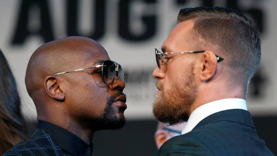 The Floyd Mayweather versus Conor McGregor fight is set to become the most watched and most pirated pay-per-view event of all time.