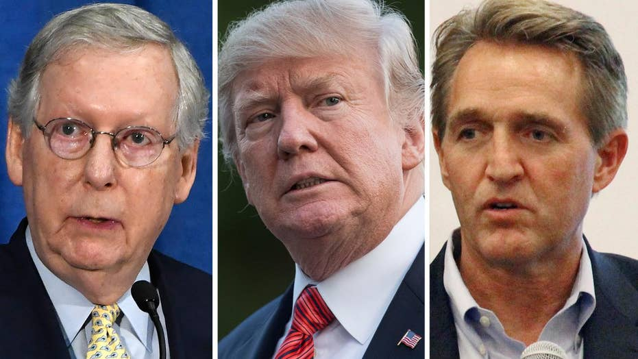 Trump targeting GOP lawmakers a good or bad strategy?