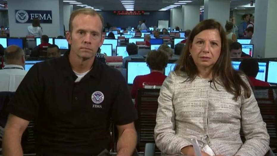 FEMA director: Hurricane Harvey will be significant disaster