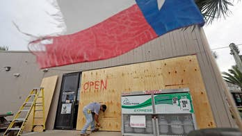 Hurricane Harvey damage cost estimate: $40 billion