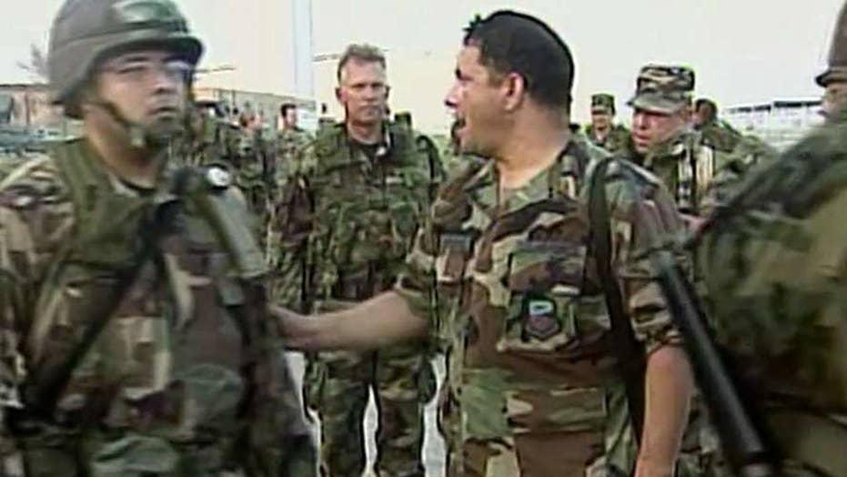 National Guard troops allowed to keep bonuses