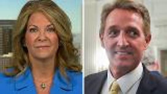 Dr. Kelli Ward on challenging Sen. Jeff Flake