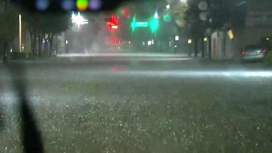 Hurricane Harvey brings catastrophic flooding to Houston