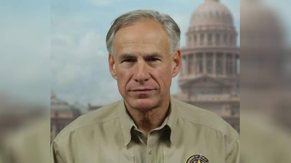 Gov. Abbott: No time to second-guess local officials