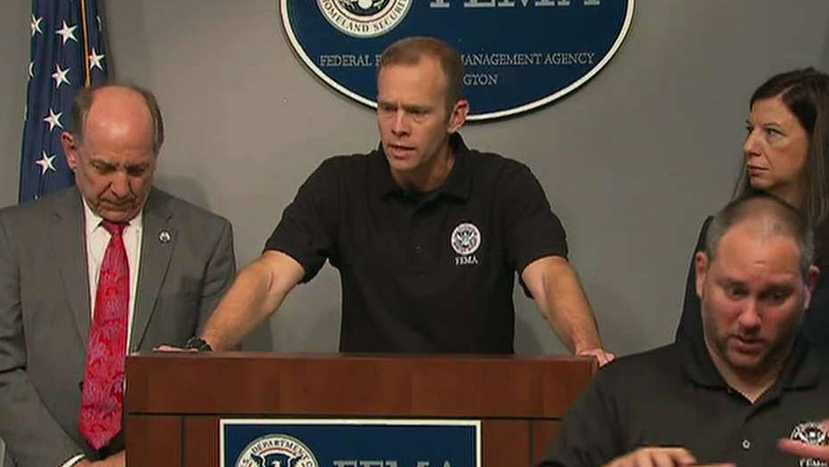 FEMA official: Nothing could have prepared us for Harvey