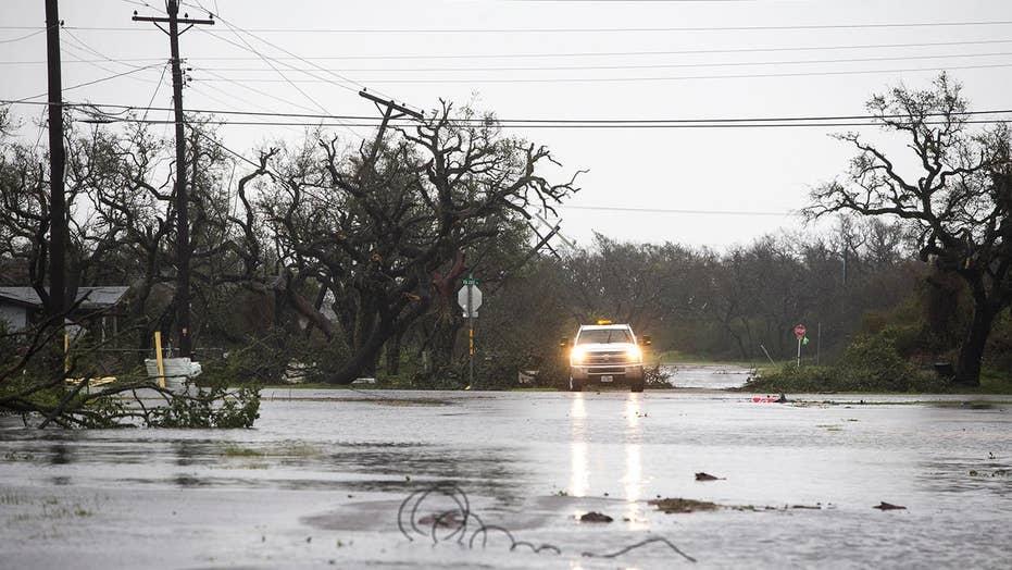 Harvey continues to drop historic rain