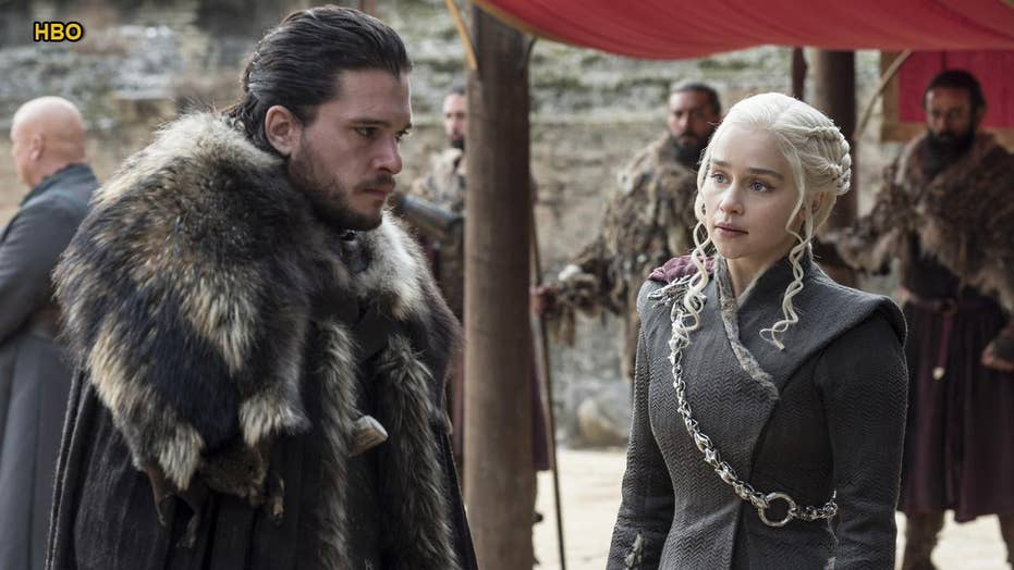 'Game of Thrones' finale: Fire, ice, death and betrayal