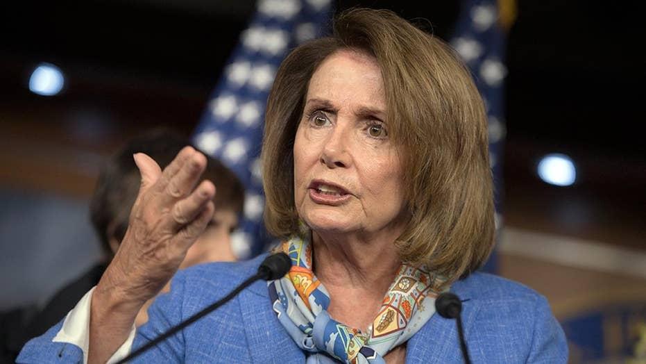 Nancy Pelosi's gaffes: 2017 compilation