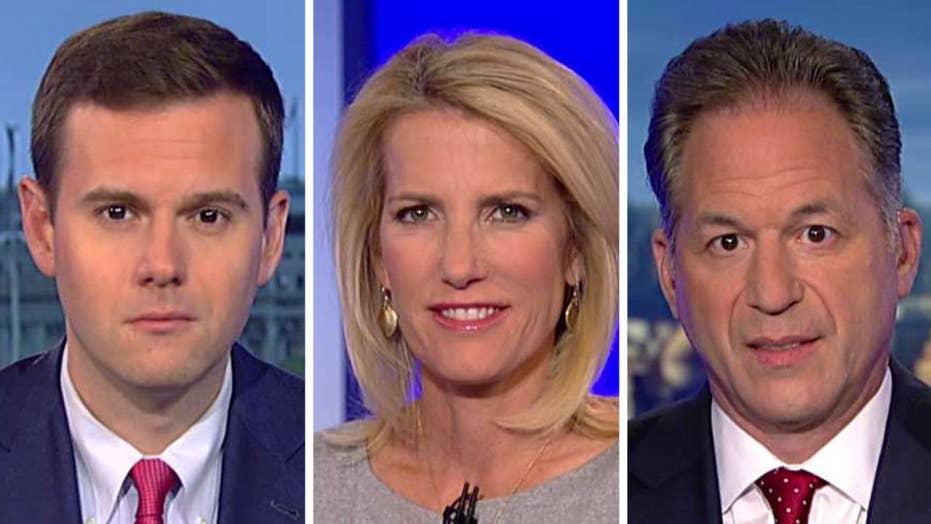The politics of President Trump's response to Harvey