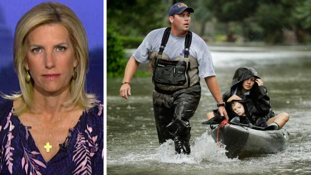 Ingraham: Harvey shows need for a staffed federal gov't