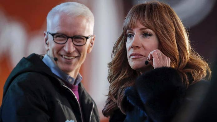 Kathy Griffin says she won't try to make up with Anderson Cooper, says Andy Cohen treated her 'like a dog'