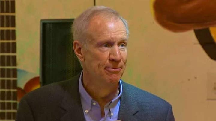 Illinois governor signs 'sanctuary state' bill into law