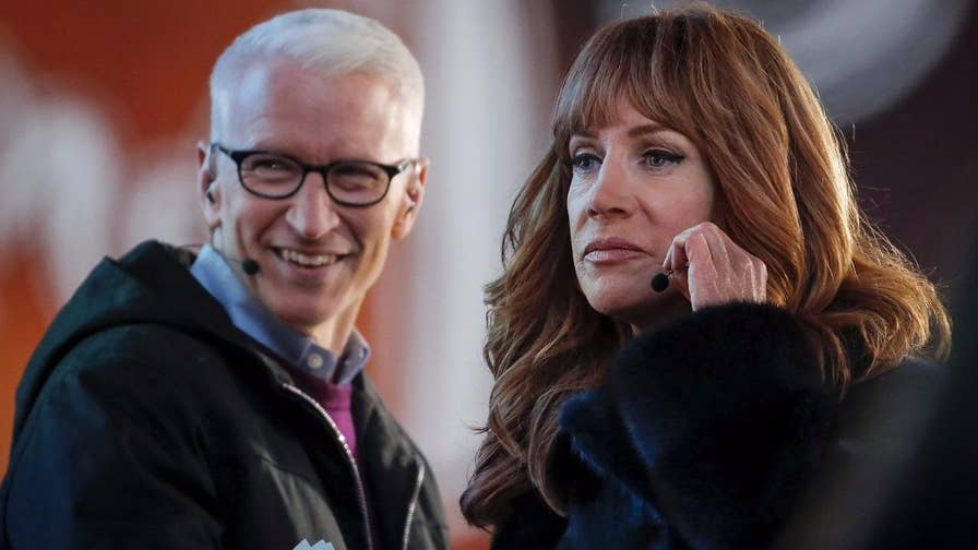 Fox411: Kathy Griffin said she ended her friendship with Anderson Cooper because he publicly condemned the controversial Trump themed picture without talking to her first