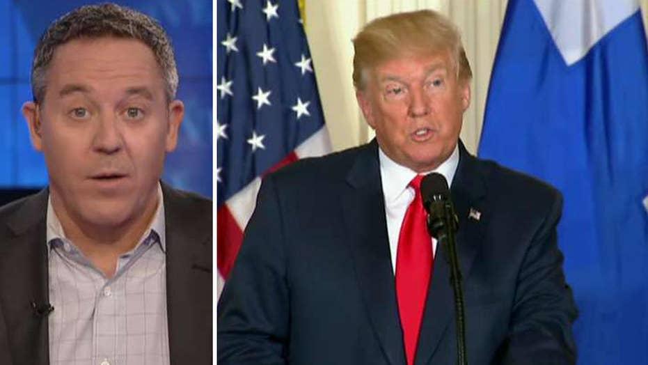 Gutfeld on President Trump's law and order agenda