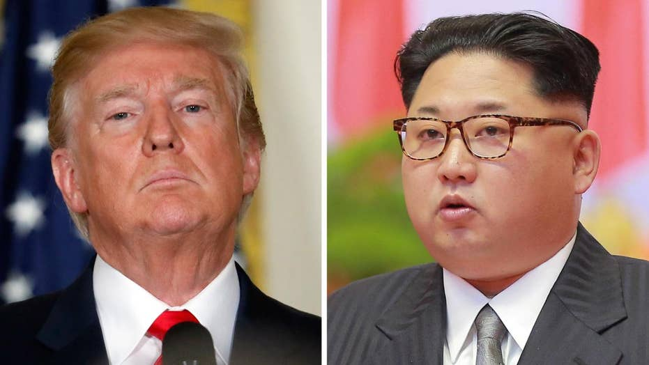 Trump says all options on table after NKorea missile launch