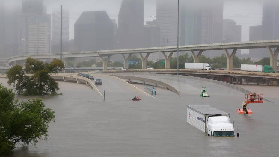 Hurricane Harvey: Health hazards in Houston